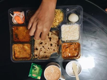 The best Thali